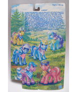My Little Pony - G1 - Back Card for 4-Speed (Big Brother Pony) - $14.00