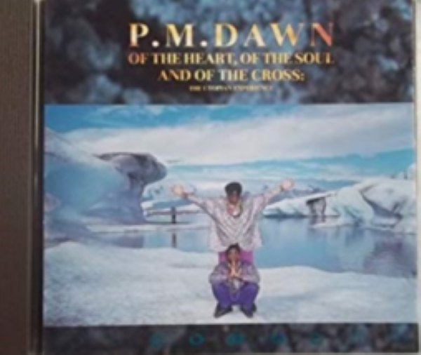 Of the Heart of the Soul of the Cross by P.M. Dawn Cd