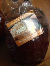 Yankee Candle Pumpkin Pie 9.9oz Glass Decanter ... - $18.57