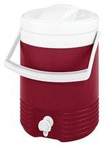 Igloo Legend Beverage Cooler (Red, 2-Gallon) [S... - $15.63