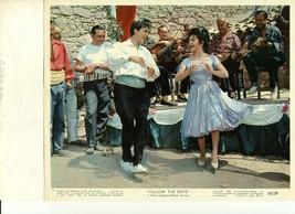 Connie Francis Follow The Boys Original Lobby Card Photo 8 B 892 - $19.79