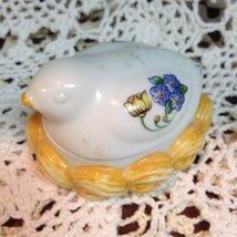 Ceramic Nesting Bird Tealight Holder with Candle [Kitchen] - $6.81
