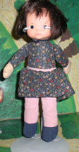 "Doll - Fisher Price 10"" My Friend Doll Soft with Vinyl Face #243 (1978) - $6.00"
