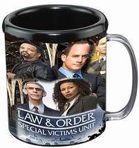 Law and Order SVU Mug NEW - $8.95