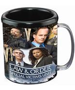 Law and Order SVU Mug NEW - $8.95