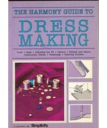 The Harmony guide to dressmaking [Paperback] [Jan 01, 1991] Paradine, St... - $4.94