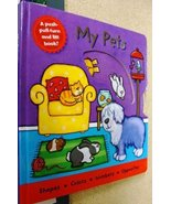 My Pets: A Push-pull-turn and Lift Book! [Board book] [Jan 01, 2008] Igl... - $3.95