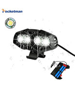 10000Lumen 4*T6 LED Bicycle Light 3 Modes Flashlight Torch Waterproof US... - $39.90