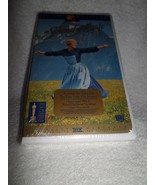 1996 VHS Tape The Sound of Music Julie Andrews SEALED THX Digitally Mast... - $25.00