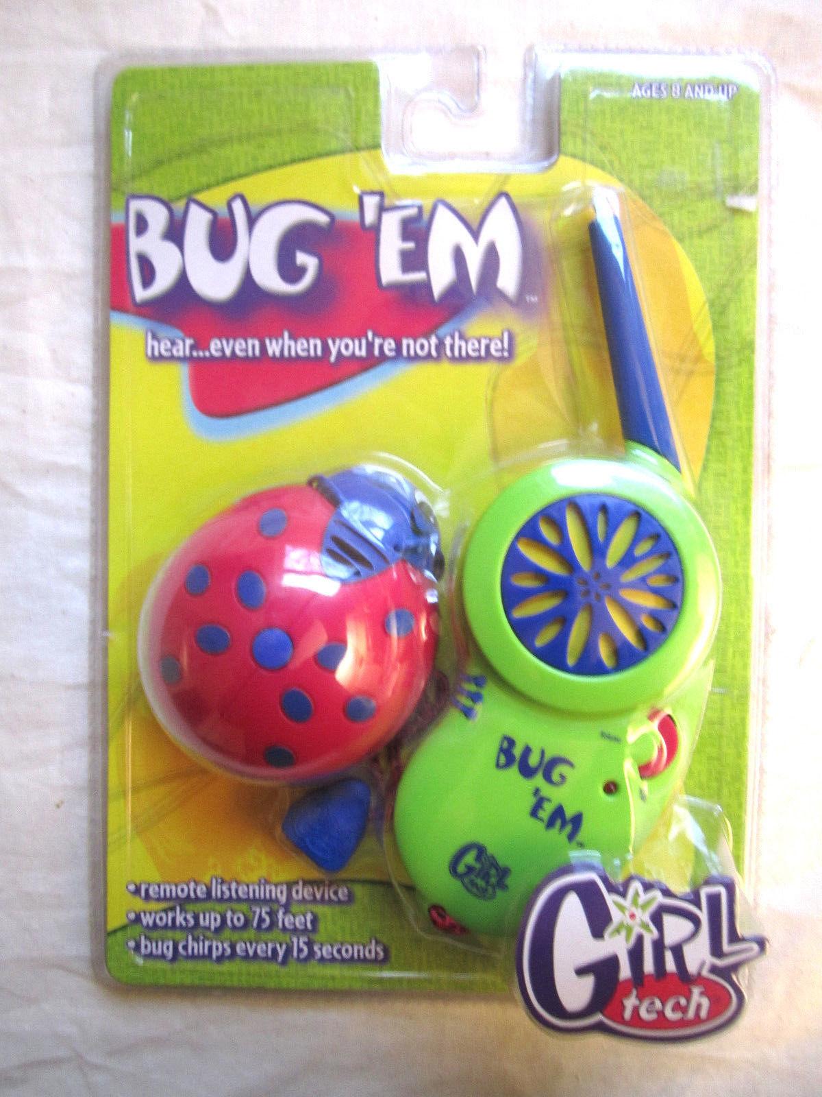 Vintage 1998 Radica Girl Tech Bug Em and 39 similar items