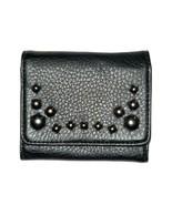 Black Leather Credit/ID Card / Change Wallet - $5.00