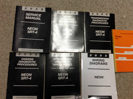 2005 Dodge Neon SRT-4 Shop Service Repair Manual SET W Diagnostics + Rec... - $386.09