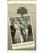 Yankee Doodle Dandy VHS James Cagney Joan Lesli... - $1.99
