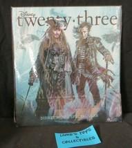 Disney Twenty Three D23 Magazine Summer 2017 Pandora Pirates of Caribbea... - $56.99