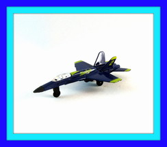 F 18 Hornet Us Navy, Motormax , Diecast Aircraft Model,Collector's Model , New - $24.35