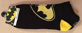 Men's BATMAN Superhero Ankle Socks - TWO PAIR - Fun Easter Filler for yo... - $12.94