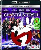 Ghostbusters II [4K Ultra HD + Blu-ray + Digital]
