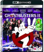 Ghostbusters II [4K Ultra HD + Blu-ray + Digital] - $24.95