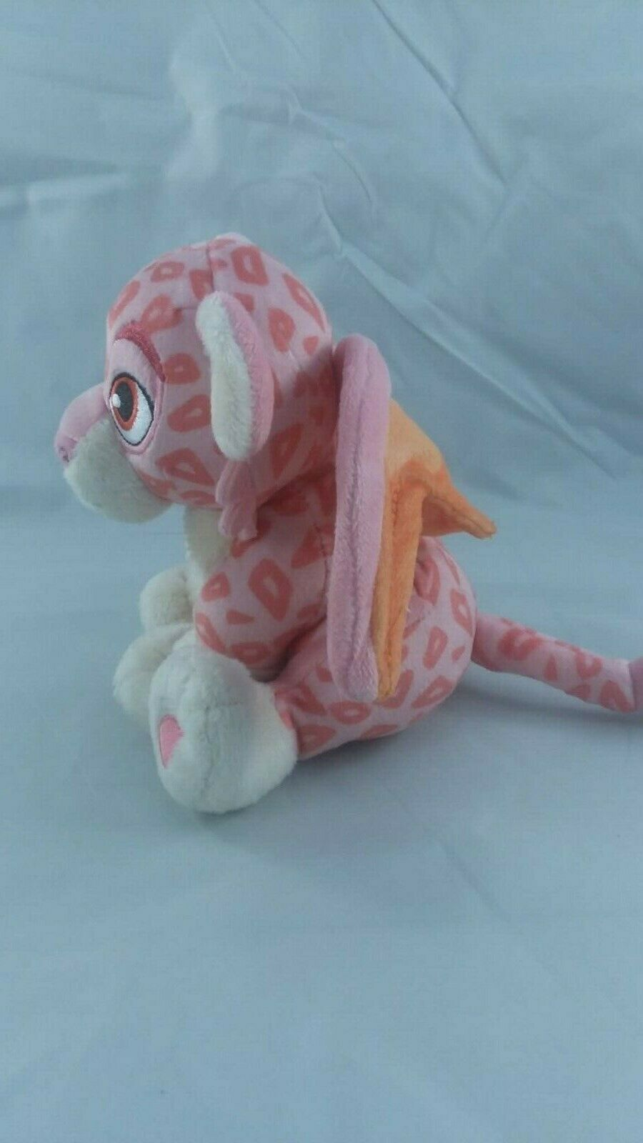 "Disney Store Authentic Elena of Avalor Flying Jaquin Plush Toy Doll 6"" EUC"