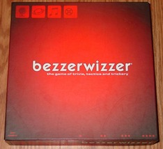 BEZZERWIZZER GAME 2008 MATTEL COMPLETE EXCELLENT LIGHTLY PLAYED - $15.00