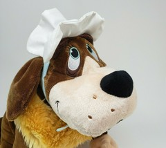 "14 "" Disney Magasin Peter Pan Nana Marron Chiot Chien Animal en Peluche Jouet W - $54.82"
