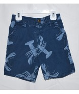 Boys Cherokee Summer Cotton Shorts with Lobster... - $4.25