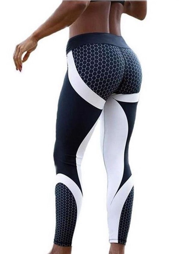 Primary image for 1pcs Autumn Summer Fashion High Waist 3D Leggings Women Sexy Hip Push Up Pants