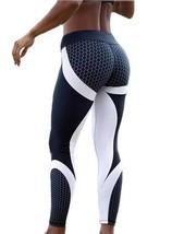 1pcs Autumn Summer Fashion High Waist 3D Leggings Women Sexy Hip Push Up... - $14.99