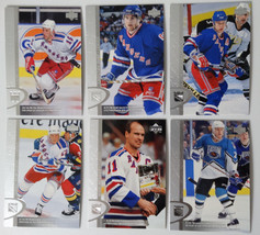 1996-97 Upper Deck UD Series 2 New York Rangers Team Set of 6 Hockey Cards - $2.43