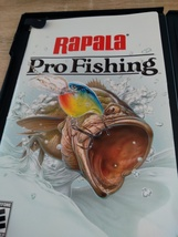 Sony PS2 Rapala: Pro Fishing~COMPLETE image 2