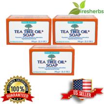 TEA TREE OIL BODY HAND 100% NATURAL Melaleuca ANTIFUNGAL HERBAL PURE SOA... - $22.76