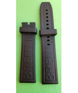 24 MM rubber strap , fit For BREITLING watch. - $27.95