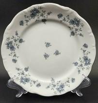"Lot of 2 Johann Haviland (Traditions Backstamp) Blue Garland 7 3/4"" Salad Plates - $8.90"