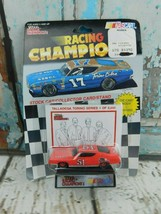 #51 Ford Fastback Collectors Series 1:64 scale NASCAR Racing Champs - $12.86