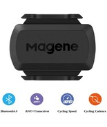 iGPSPORT MAGENE gemini 210 S3+ Speed Sensor cadence ant+ Bluetooth for S... - $29.02