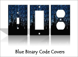 Binary Numbers Math Geekery Light Switch Covers Home Decor Outlet - $6.89+