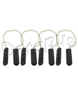 4 Pack Dishwasher Door Hinge Cable Fits LG 4933DD3001B AP4511304 PS3524406 - $8.86