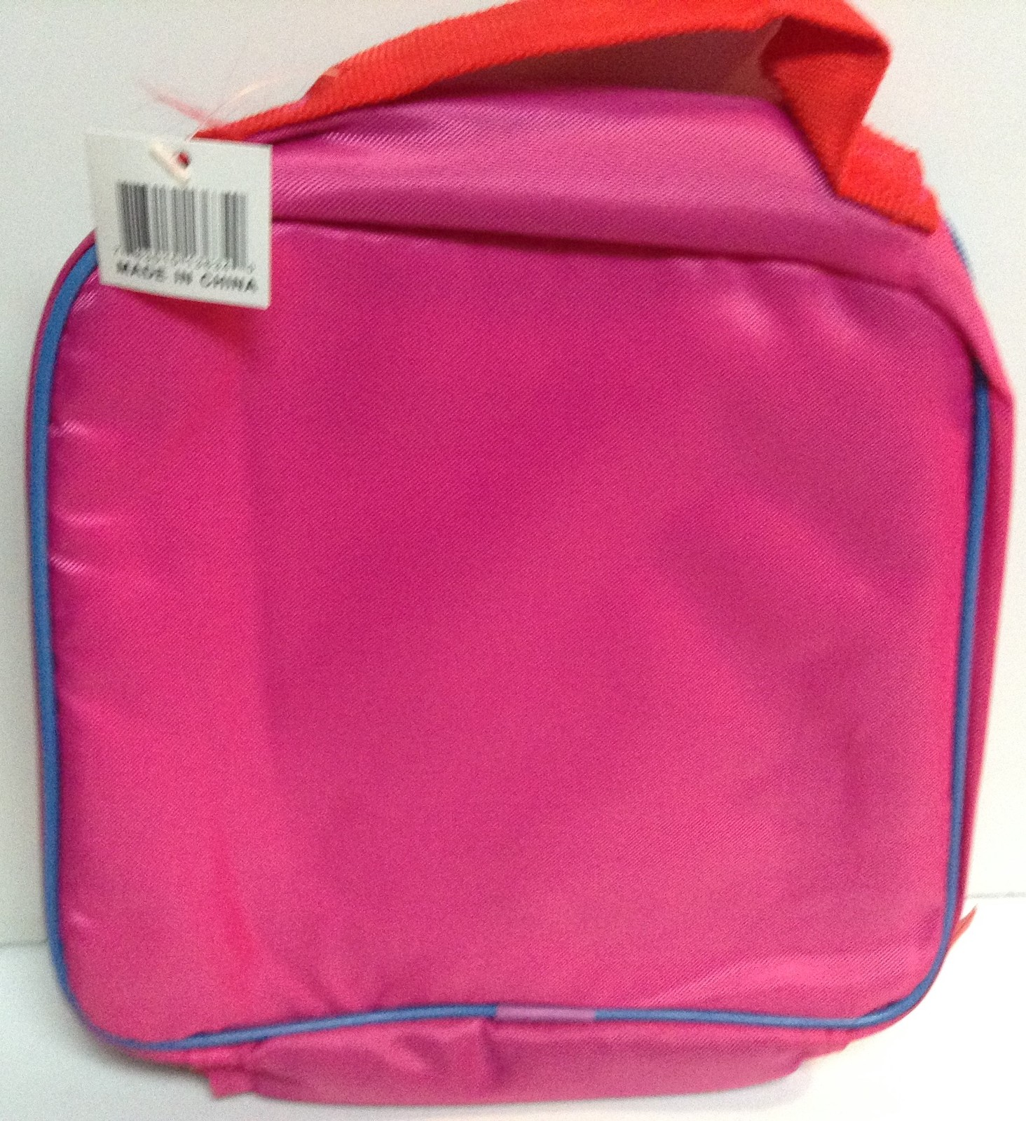 Hello Kitty Purple Pink Insulated Bag ID Media Limited NWT