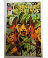 Marvel Comic Tigra New Warriors Flip Book Venge... - $7.99