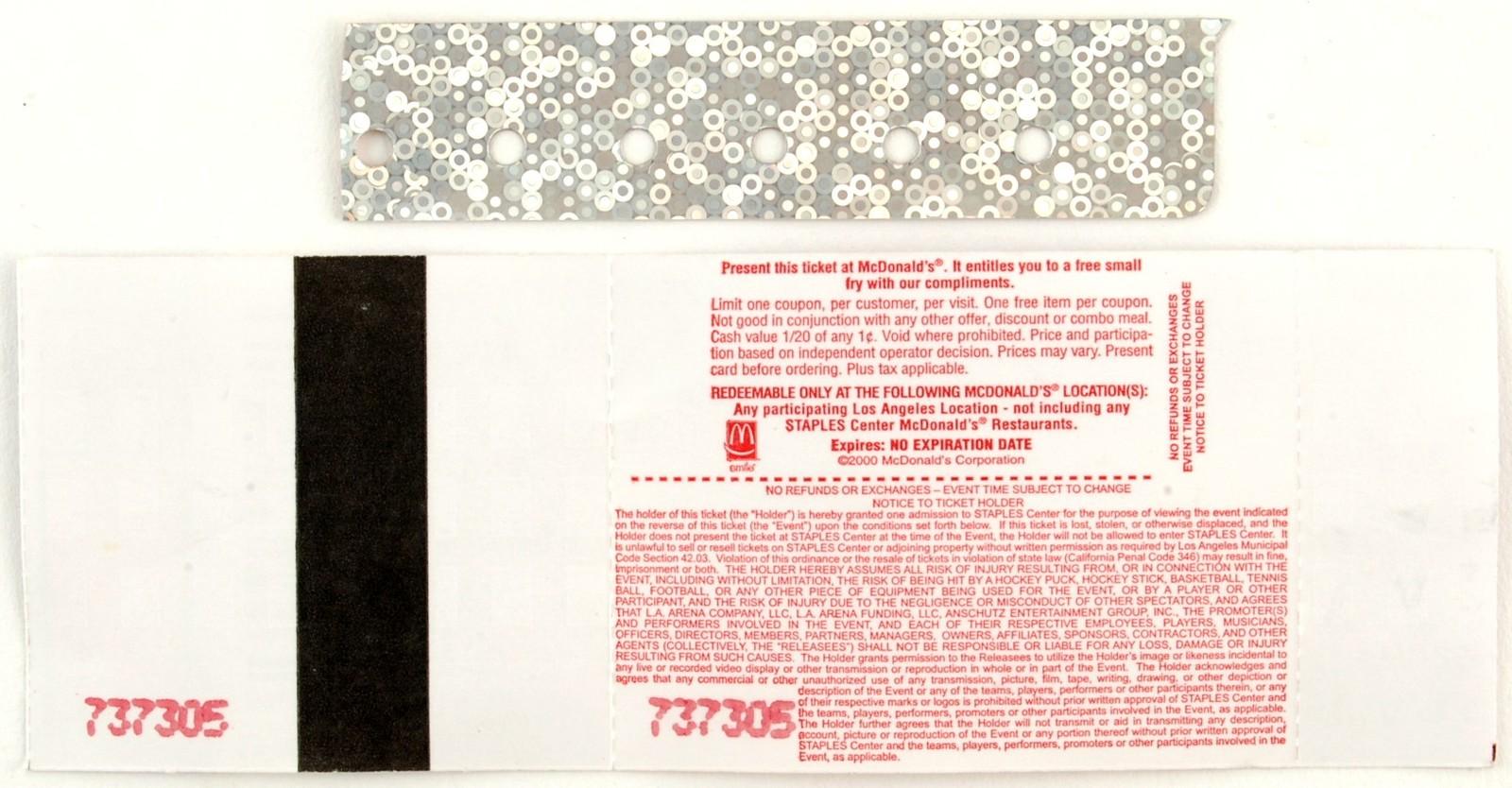 Michael Jackson Funeral Program 2009 Staples and similar items