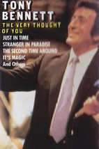 TONY BENNETT - THE VERY THOUGHT OF YOU - CASSETTE - $7.00