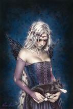 Angel Death Art Poster - $5.90