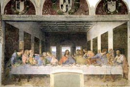 Davinci Last Supper Poster - $5.90