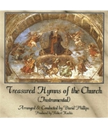 TREASURED HYMNS OF THE CHURCH by David Phillips - $23.95