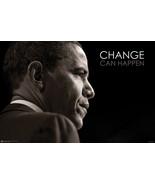 President Barak Obama Change Poster - $5.90