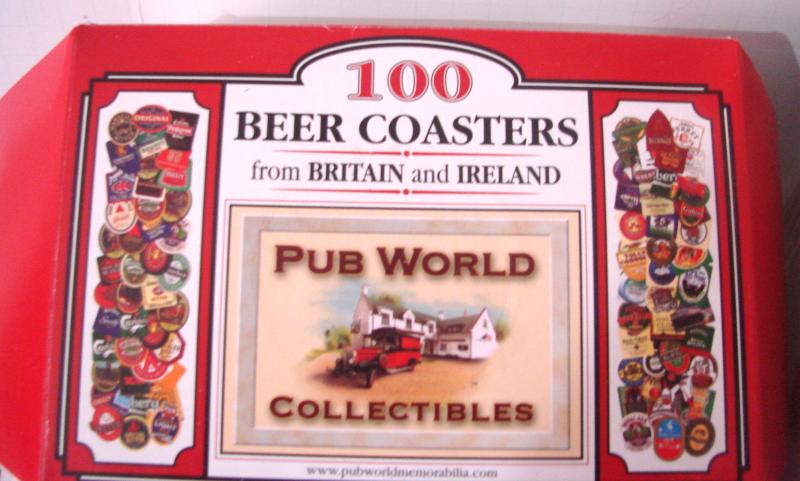 Man cave 300 cardboard beer coasters coasters - Cardboard beer coasters ...