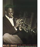 Miles Davis 1948 Poster - $5.90