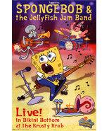 Sponge Bob Live in Bikini Bottom Poster - $5.90