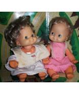 Mattel Dolls 1974 (2 -Take-A Way Dolls) - $20.00