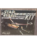 Vintage 1977 Star Wars Postage Stamp Collecting... - $29.99